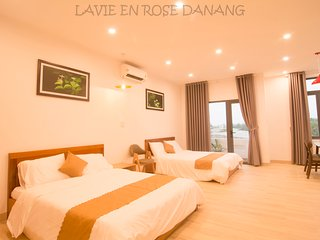 Lavie En Rose - A twin-bed superior studio #3-2