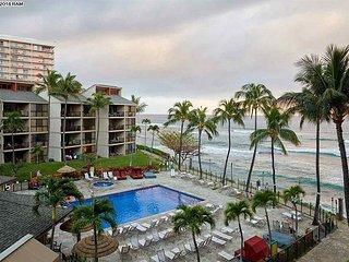 Kaanapali Shores 546- 5th Floor-  Beachy, and Bright sleeps 4.Maui Dream !