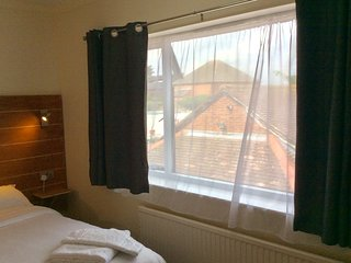Jaylets Double Bedroom 813 with En-Suite with self service dining area