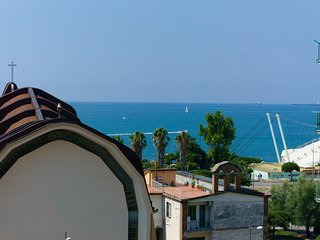 Holiday Home Neverending Sea: appartamento con vista mare nel centro di Salerno
