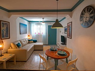 Casa Turquesa Apartment 1 - Stylish apartment in Pueblo Blanco