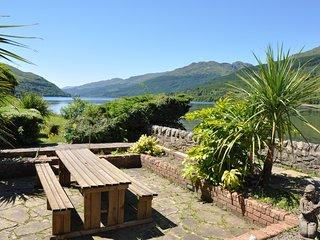Loch front garden