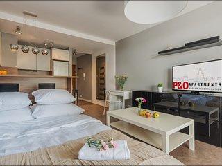 Studio Apartment - METRO WILANOWSKA 2