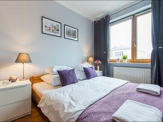 Two Bedroom Apartment - PLAC EUROPEJSKI 2