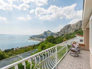 Amazing view from Villa Figa
