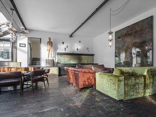 Atelier-Apartment in Wolkenstein Groden in Pistennahe mit privater Sauna