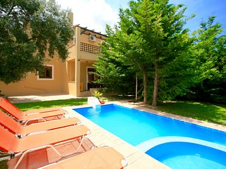 Villa Pathos with private swimming pool