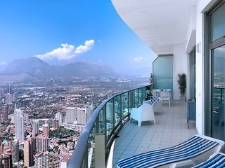 Torre Lugano Resort, Benidorm, 1 bedroom.