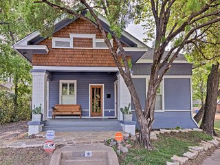 Craftsman-Style Home w/Yard-4 Mi. from Dwtn Dallas