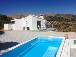 Finca Ricardo para 2 personas con piscina privada
