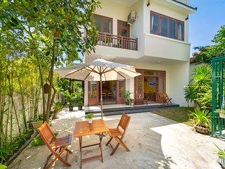 Green Garden Hoi An Villa-Balcony Double Room