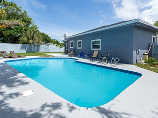 3BR Vacation Paradise, only 10minutes to Beach!