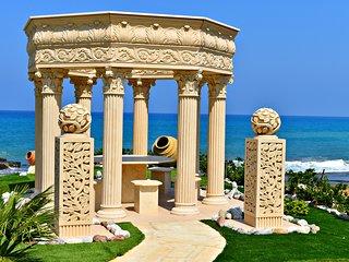 Beach Front Exclusive Luxury 5 Bedroom Villa - Amazing Sea Views - Private Pool