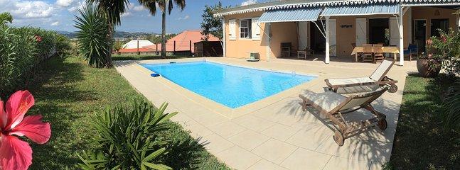 A beautiful pool to enjoy the sun
