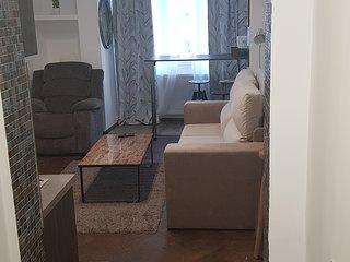 City Center M&M apartments (2 rooms)