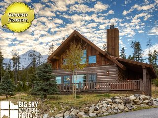 Big Sky Resort | Powder Ridge Cabin 18 Manitou