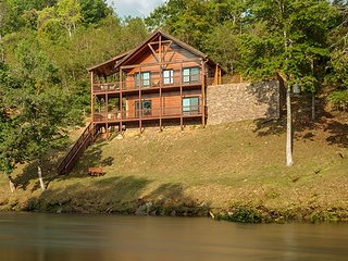 Hiwassee River Run - Cabin