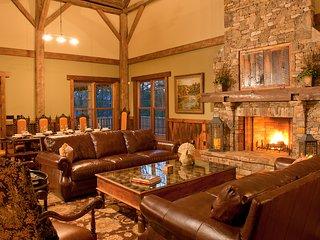Cadence Ridge - Cabin
