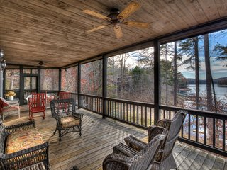 Blue Ridge Lake Cottage - Cabin