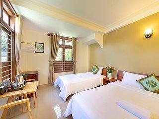 Green Garden Hoi An Villa-Family Room