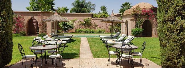 Villa pools