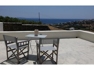 Great View apartment in Tinos II