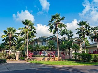 Villas of Kamalii 37: Golfer's dream near Makai course with mountain views.