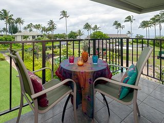Alii Kai 8H: Don't miss this beautiful bargain with a view, close to beaches!