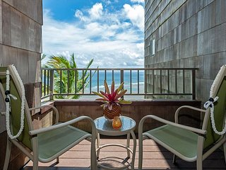 Sealodge G8: Dramatic oceanfront views, top floor privacy, & recent updates.
