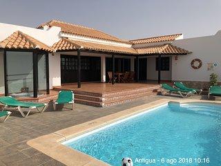Villa Caleta de Fuste, fantástica para sus vacaciones