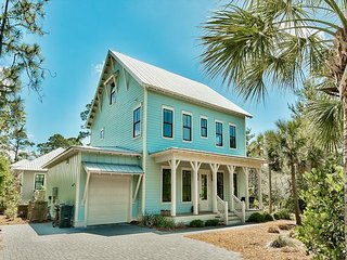 Gorgeous Custom 5 Bedroom Seagrove Home on the South of 30A