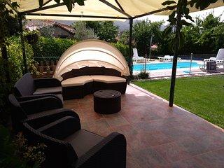 Casa rural Casa Salva en la Sierra de Francia con piscina privada