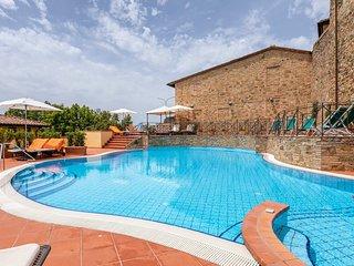 47 bedroom Villa in Montaione, Tuscany, Italy : ref 5654283