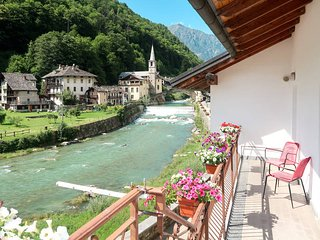 2 bedroom Apartment in Barme, Aosta Valley, Italy : ref 5654561