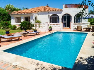 2 bedroom Villa in El Faro, Andalusia, Spain : ref 5654598