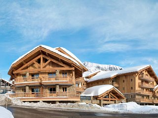 4 bedroom Apartment in Alpe d'Huez, Auvergne-Rhône-Alpes, France : ref 5682789