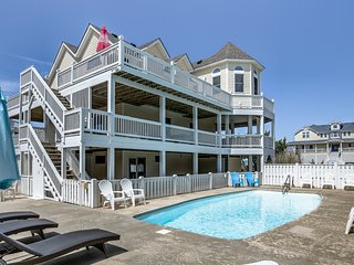 Sea Girls and A Guy | 890 ft to the beach | Private Pool, Hot Tub | Corolla