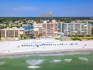 Sand Castle I Beachfront Premium Condo # 204