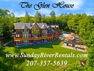 Incredible Estate w/ Movie Theater, Pool, Arcade, Sauna, Billiards, Etc.Golf Ski