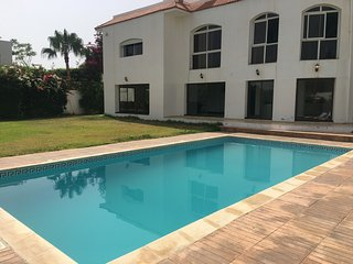 Wonderful 5 Bedrooms Villa with Private Swimming Pool Ref: T52041