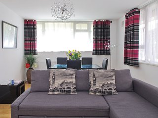 London Zone 1 Self Catering Apartment