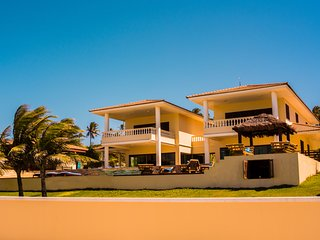 Beautiful beach villa near to Pipa