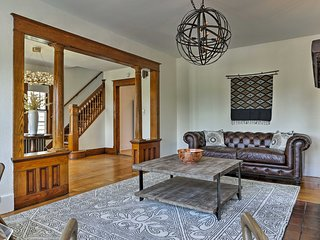 NEW! Restored Hudson Home w/ Views-Walk Downtown!