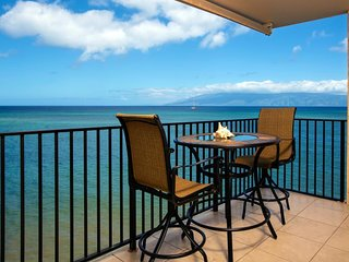 NEW! Oceanfront w/views from each room & pool access! Perfect for 2 couples!