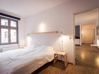 Apartment 461 m from the center of Berlin with Internet (379546)