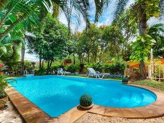 ♥ Resort Prvat POOL  villa near beach, supermarket - Zaza