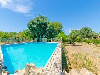 HORT DE CAN BOU - Villa for 8 people in Porreres