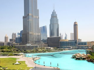 Classy 2BHK full Burj Khalifa view - BURJ RESIDENCE 5 - 702