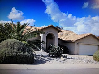 Beautiful Kierland Single Family Home with Pool.