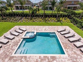 Kissimmee Holiday Villa 12091